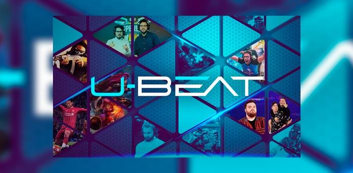 Imagen promocional con los principales atractivos de UBeat