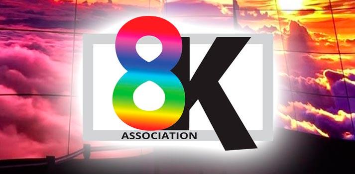 Logotipo de la 8K Association
