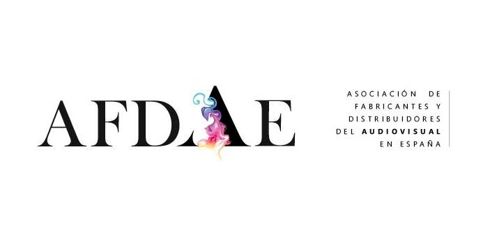 Logitipo de AFDAE, Asociación de Fabricantes y Distribuidores del Audiovisual en España