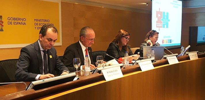 Comité organizador del Foro Transfiere