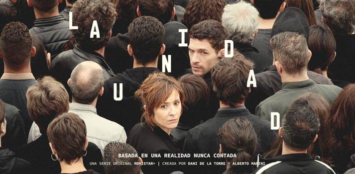 """Imagen promocional de """"La Unidad"""", nueva serie original de Movistar+"""