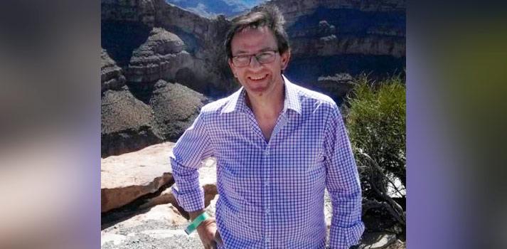 Pedro Robledo es uno de los nuevos miembros del equipo de ventas de Datos Media