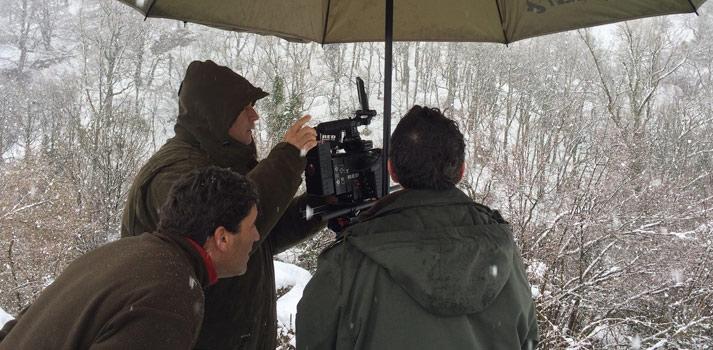 Grabación con climatología adversa por Bitis Documentales