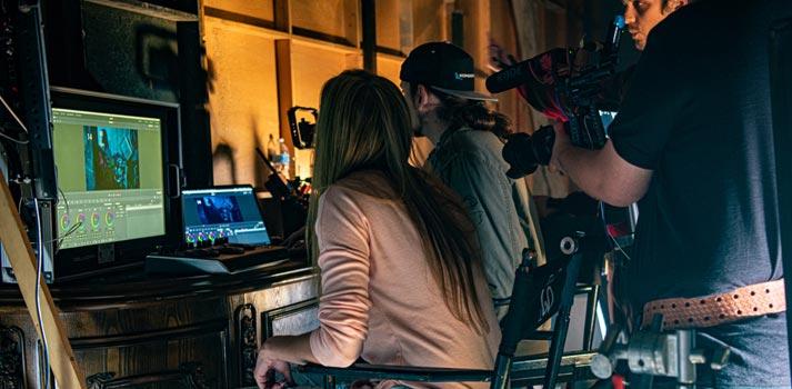 Regrabación del set de A Nightmare on Elm Street 3 con herramientas de edición de Blackmagic Design