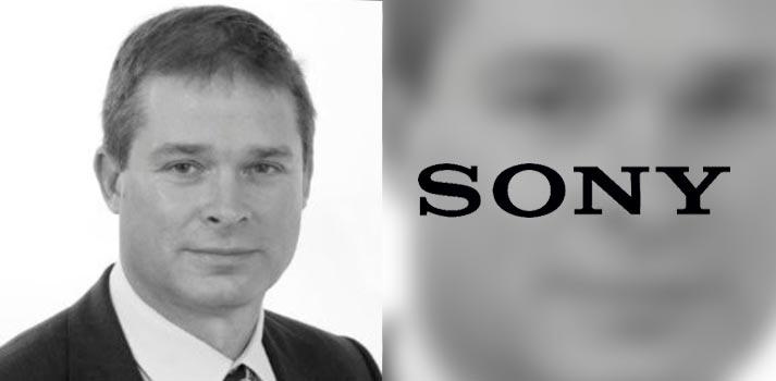 Giles Wood, responsable de servicios de Sony Professional Solutions Europe