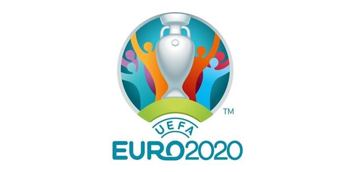 Logotipo de la UEFA EURO 2020, pospuesta a 2021