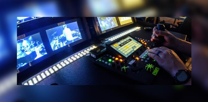 Sistema de control de cámaras PTZ de Panasonic
