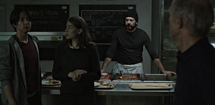 Serie The Head, una iniciativa de The Mediapro Studio, Hulu y HBO.