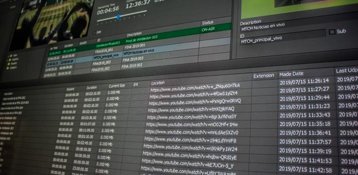 Reportaje sobre flujos IP por Igson