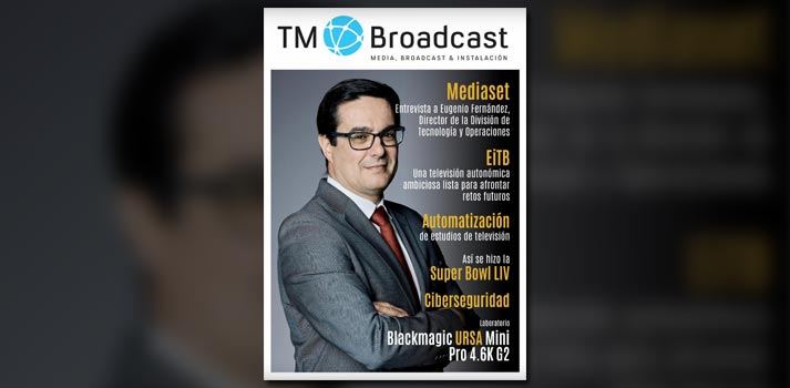 Portada de TM Broadcast 132