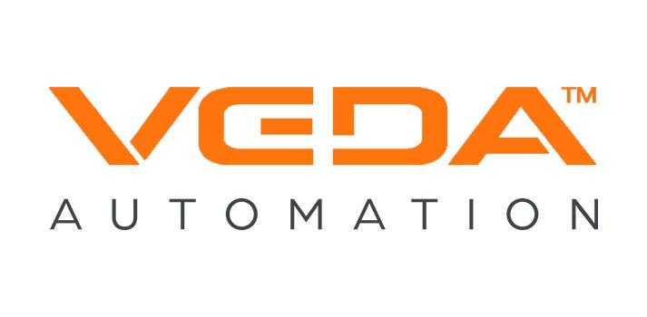 Logotipo del sistema de automatización VEDA de SGT