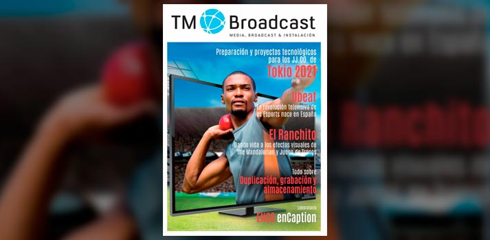 Portada de TM Broadcast 133