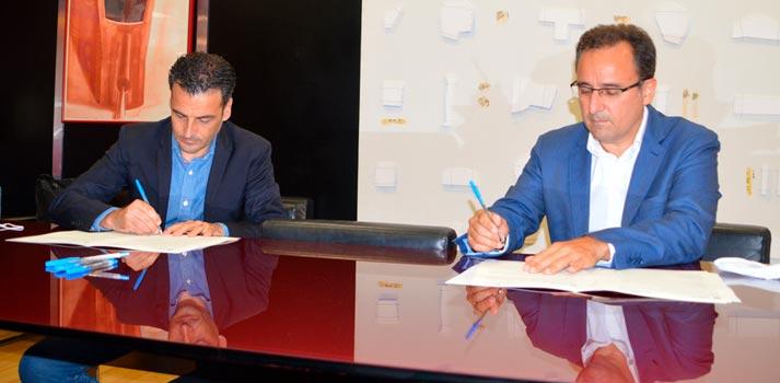 Firma acuerdo entre Brainstorm Multimedia y la Televisión Autonómica À Punt