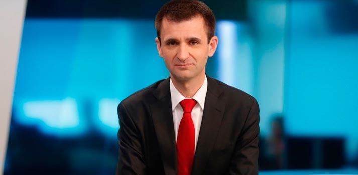 Retrato de José Pablo López, nuevo presentador de FORTA