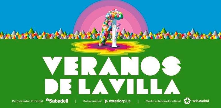 Imagen promocional de los Veranos de la Villa 2020